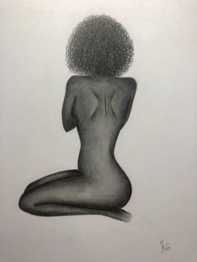 Kresba tužkou 10