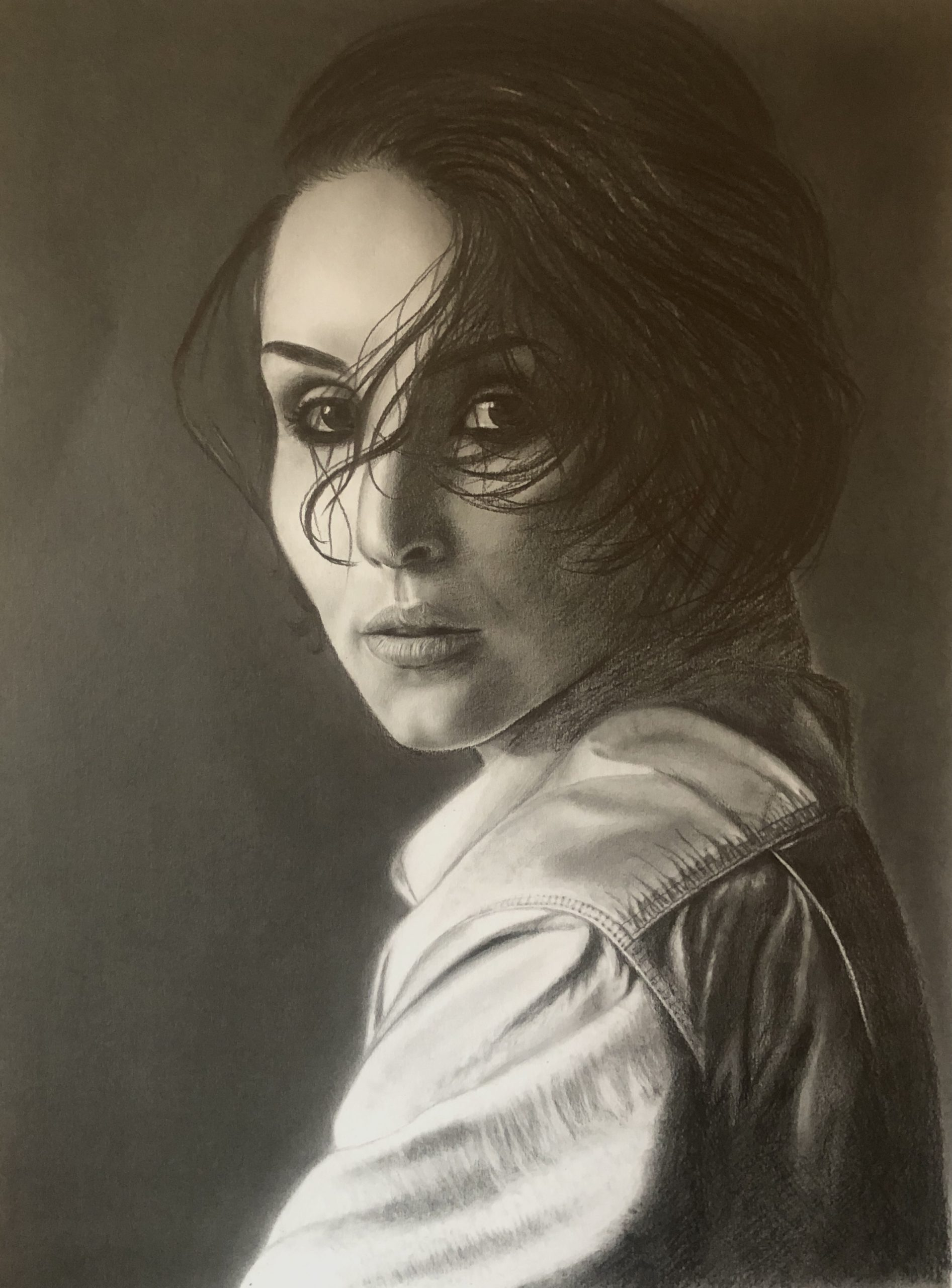 Portrét Noomi Rapace